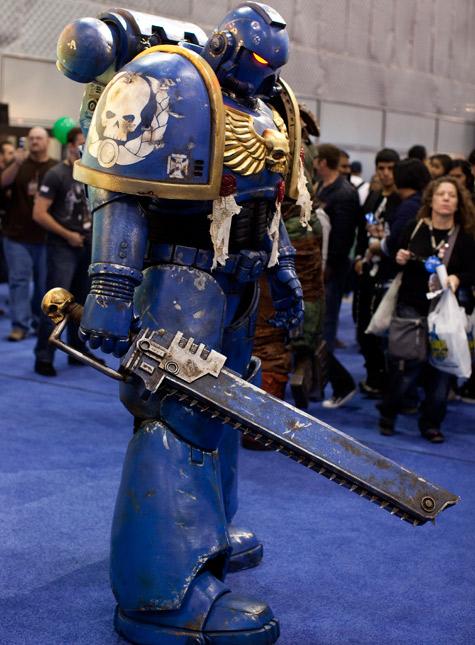 Warhammer kostümleri böyle olur