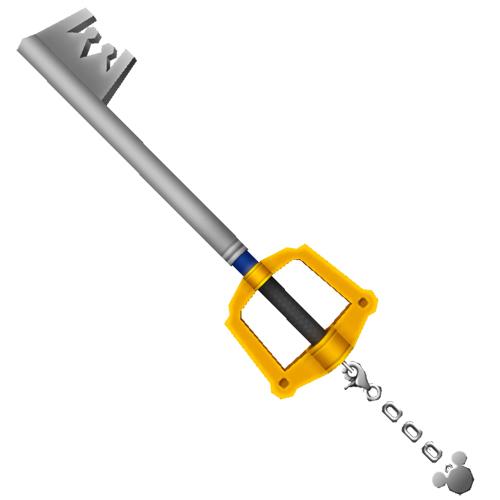Cosplay Aksesuarları #3: Keyblade sahibi olmak isteyen?