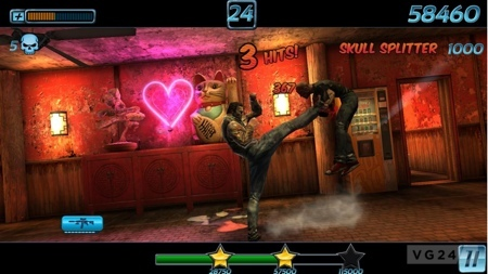 Ninja Theory'den mobil bir dövüş oyunu