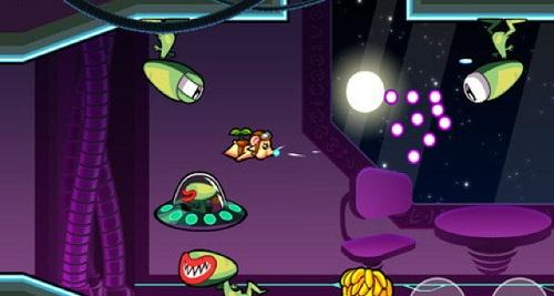 Flying Hamster, Vita ekranlarını süslüyor!