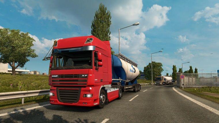 Euro Truck Simulator 2'nin ek paketinden video yayımlandı