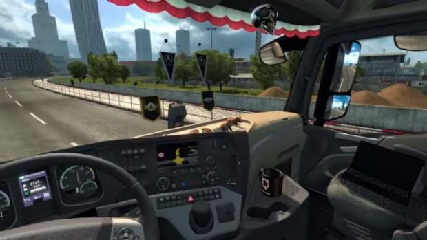 Truck Simulator'lere Steam Workshop desteği geliyor