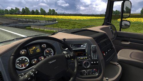 Euro Truck Simluator 2' ye yeni güncelleme!
