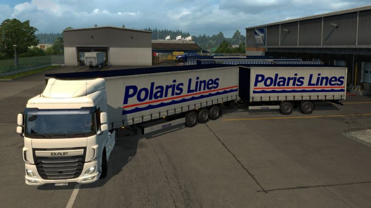 Euro Truck Simulator 2'nin 1.28 beta sürümü yayında