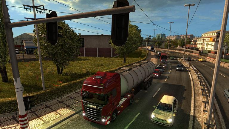Euro Truck Simulator 2 multiplayer resmi olarak geliyor