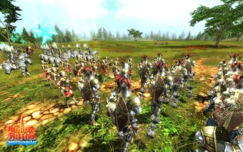 Bir Orta Çağ hikayesi: World of Battles