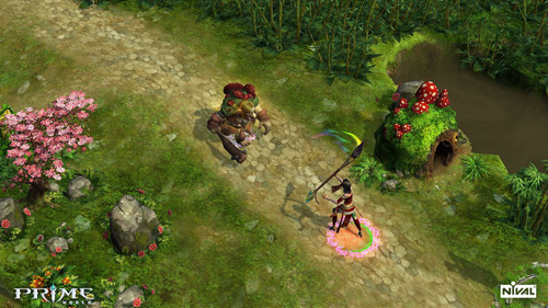 Prime World, Heroes Might & Magic'i andırıyor