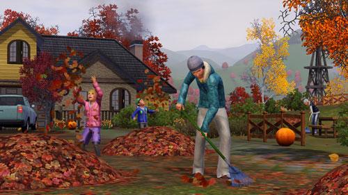 The Sims 3: Seasons çok yakın!