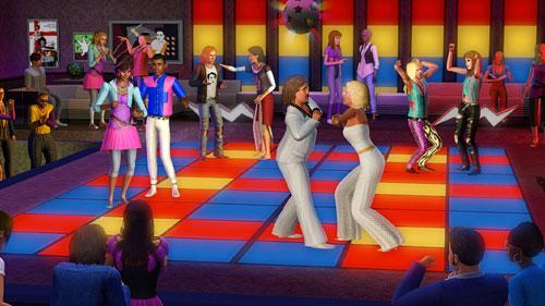The Sims 3: 70s, 80s, & 90'lara dönüyor