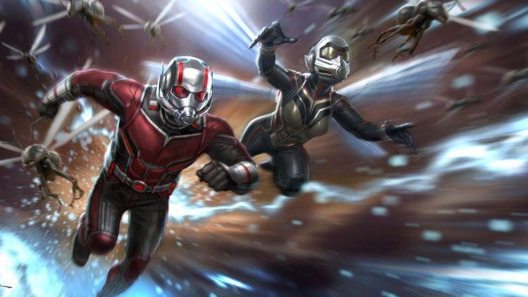 Ant-Man, rol yapma oyunu Marvel Strike Force kadrosuna eklendi