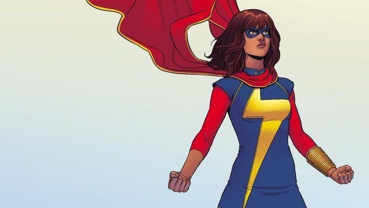 Ms. Marvel'ın audition kaseti sızdırıldı