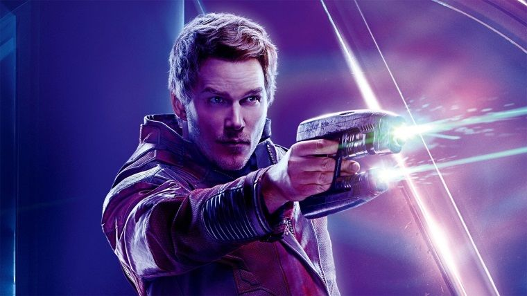 Chris Pratt, Thor: Love and Thunder kadrosunda
