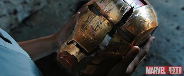 Iron Man 3'ten yeni görüntüler