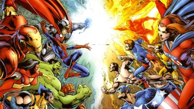 Marvel ve Fox, en büyük ve iddialı oyun için bir araya geldi