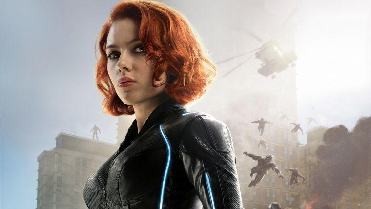 Black Widow filmi geliyor!