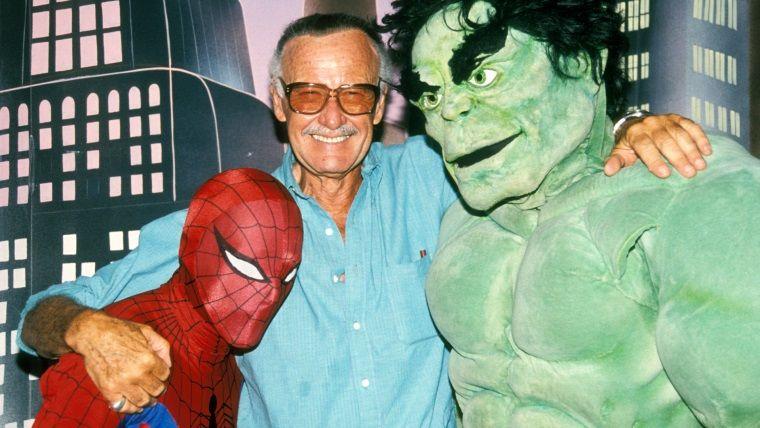 Marvel evreninin babası Stan Lee hastaneye kaldırıldı