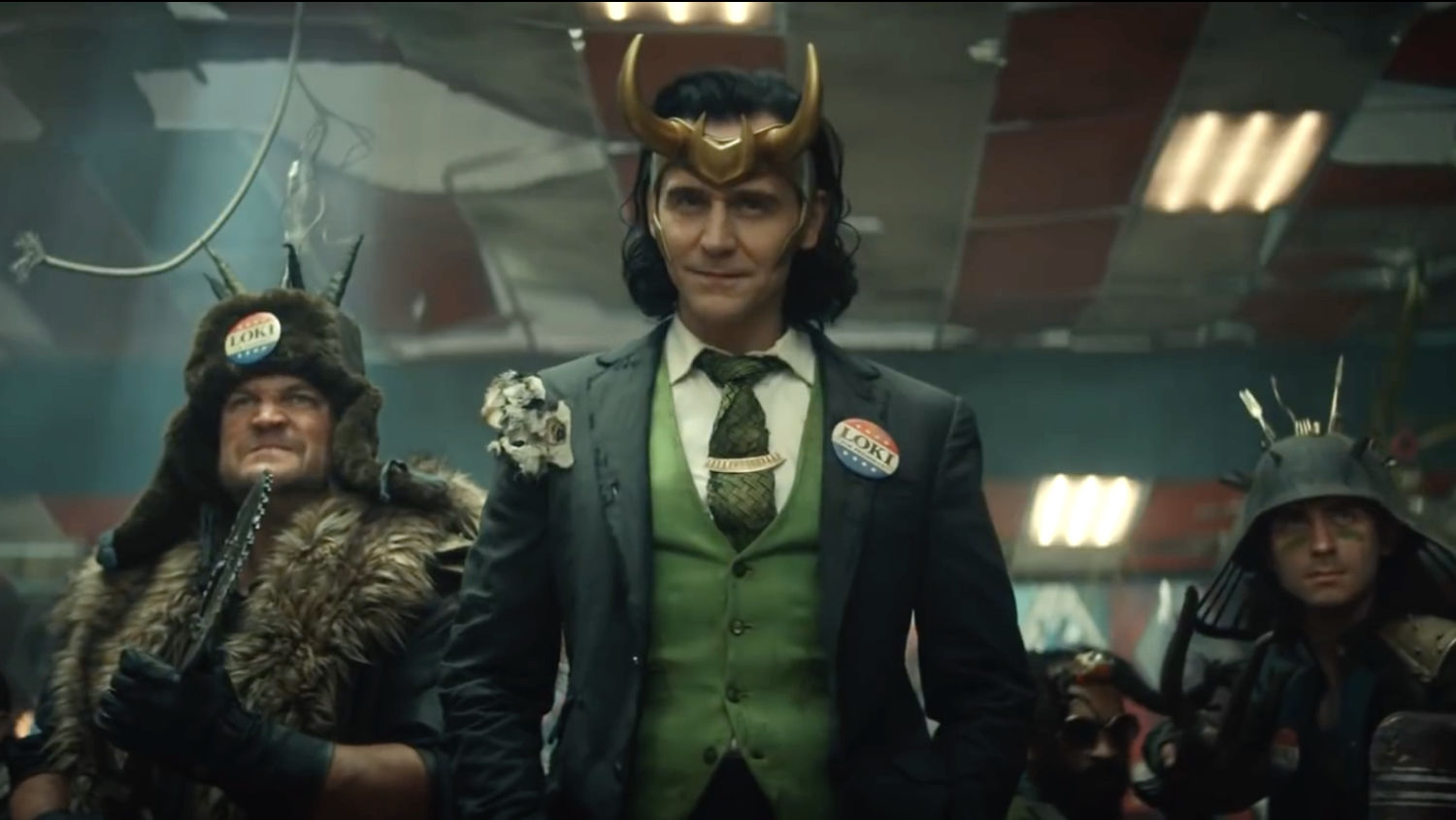Marvel drama Loki's release date announced