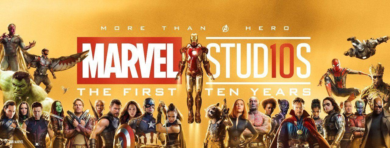Marvel Sinematik Evreni'nin 10. Yılına özel fotoğraf çekimi