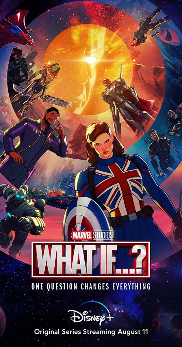 Marvel's What If? serisinin yeni fragmanı yayınlandı