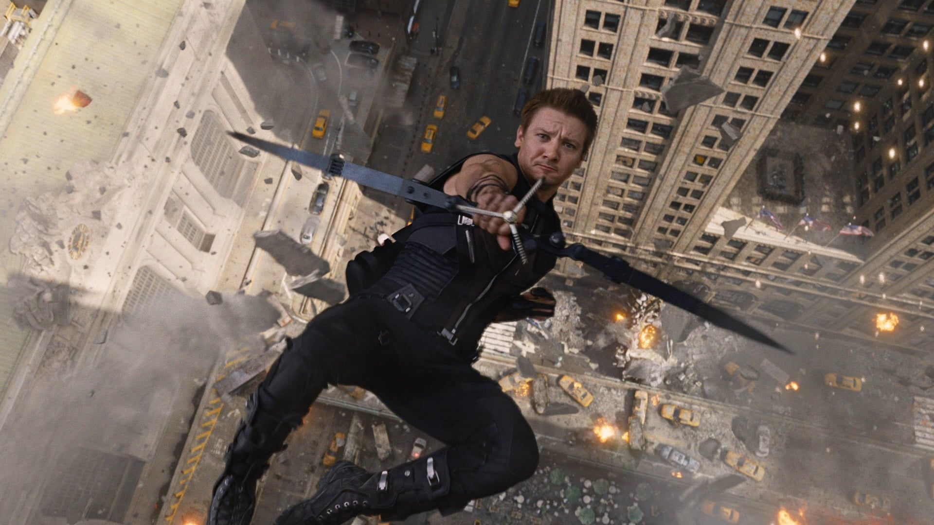 New images from Marvel's Hawkeye series shared