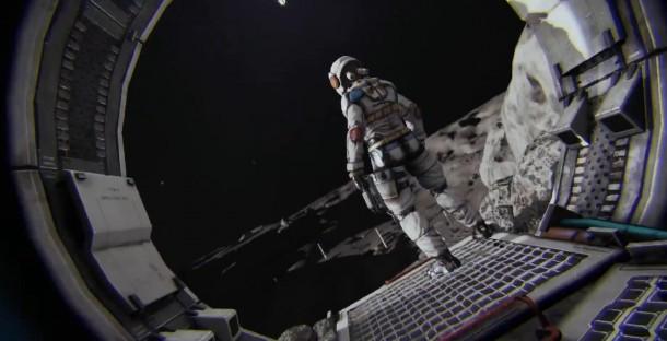 Uzayda geçecek en korkunç oyun: Routine