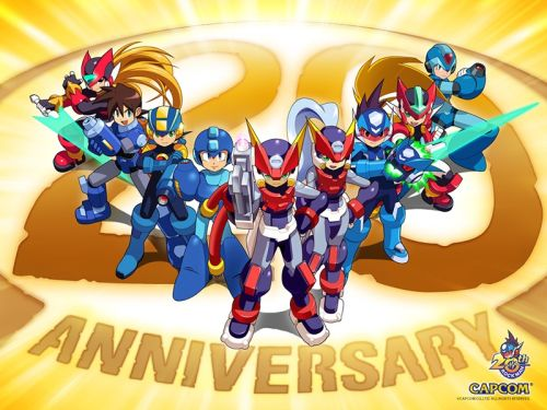 Capcom: Megaman geri dönecek!