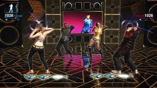 The Hip Hop Dance Experience ile farklı danslar