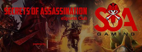 Secrets of Assassination, yeni takımlarını duyurdu
