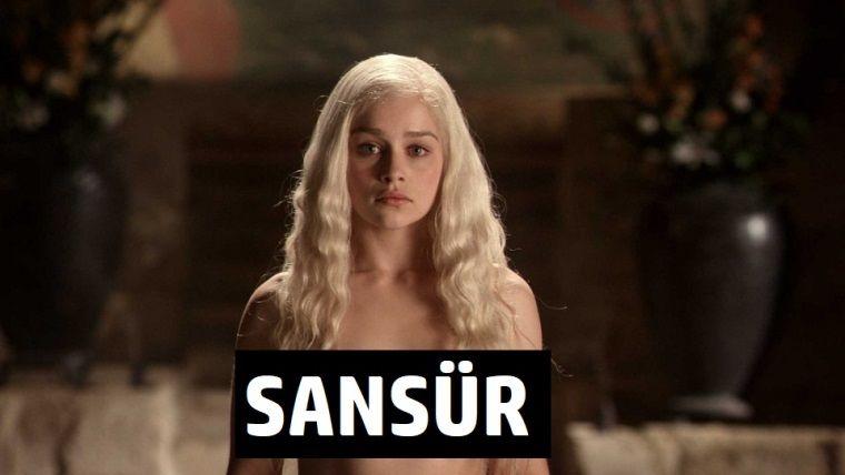 BluTV'nin haklarını aldığı Game of Thrones'a sansür gelecek mi?