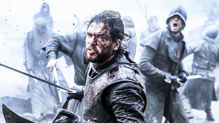 Game of Thrones'un 8.sezon savaş sahnesi tam 55 günde çekilmiş!