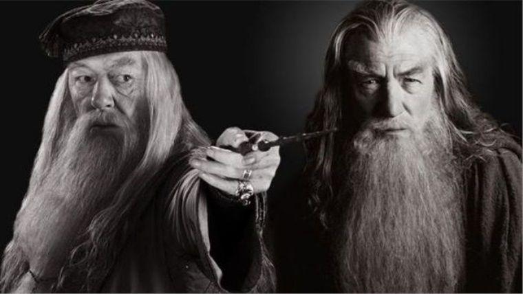George R.R. Martin'in Gandalf ve Dumbledore yorumu güldürdü