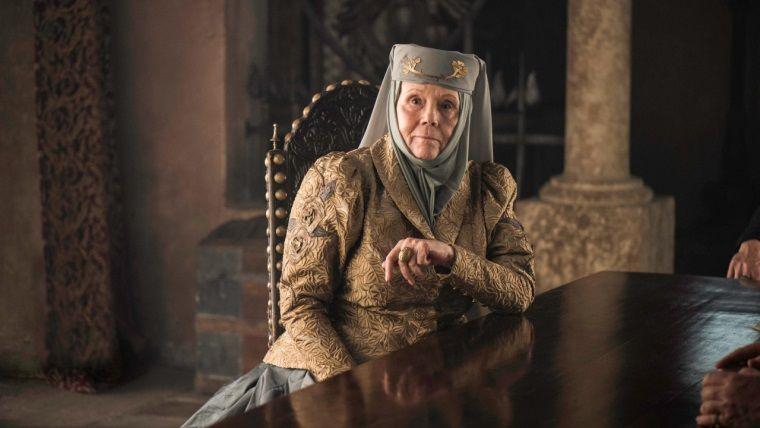 Game of Thrones'un yıldızlarından Diana Rigg hayatını kaybetti