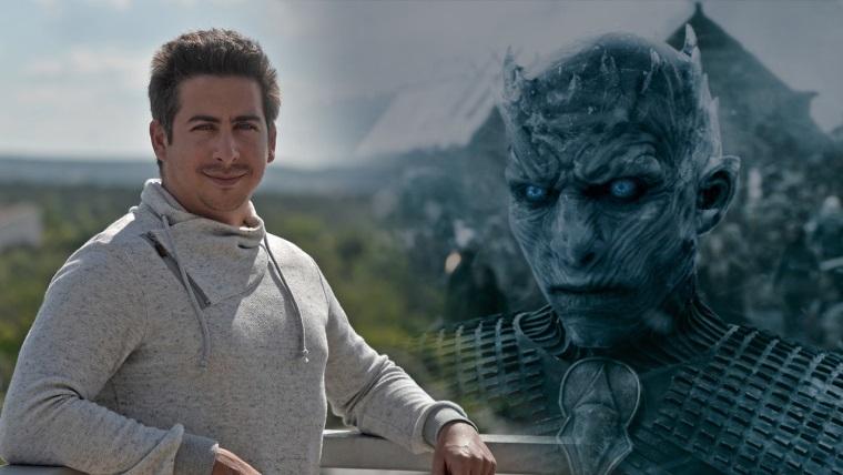 Game of Thrones'ta çalışan Onur Can Çaylı ile konuştuk