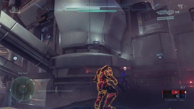 Halo 5: Guardians beta'sının gerçek ekran görüntüleri ortaya çıktı!