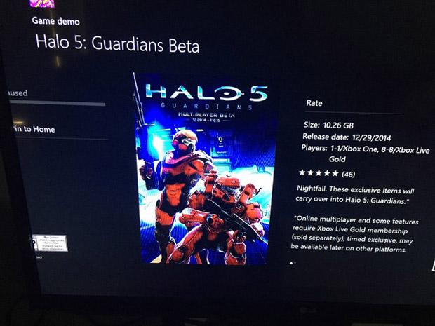Halo 5: Guardians PC'ye gelmiyor!