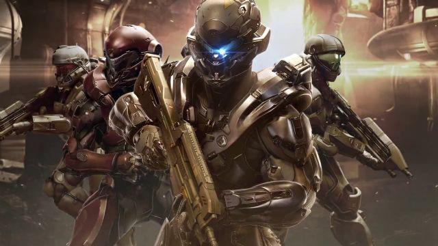 Halo 5: Guardians'tan ilk 18 dakika!