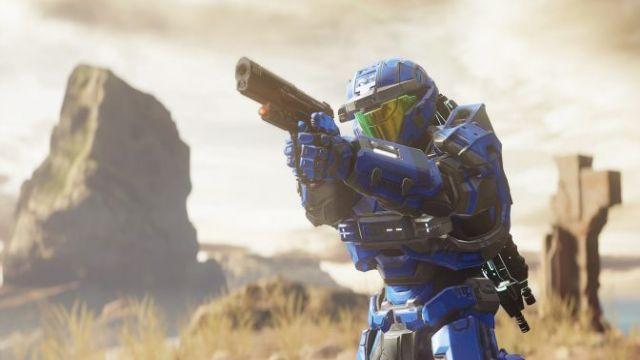 Halo 5: Forge'a dev güncelleme geliyor