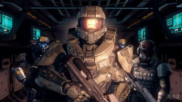 Halo oyunları Xbox'ın geriye uyumluluk sistemiyle geri geliyor
