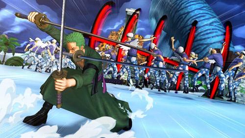One Piece: Pirate Warriors 2 görüntüleri ve son detaylar
