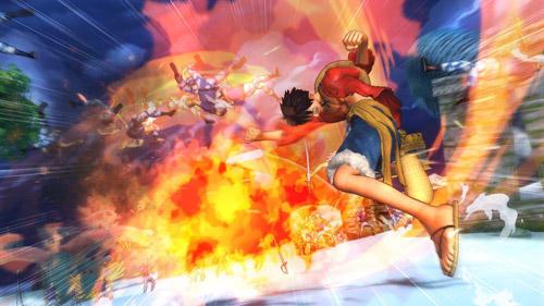 One Piece yine, yeni, yeniden