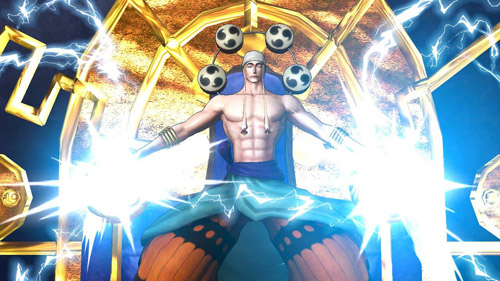 One Piece: Pirate Warriors 2 tanıtımı bir başka