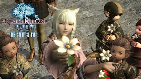 Final Fantasy 14'e Android uygulaması geldi