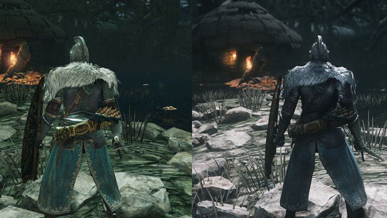 Dark Souls 2 grafik modu nasıl görünüyor?