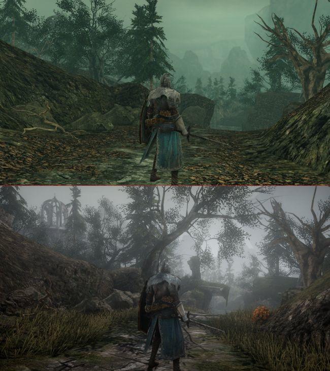 Dark Souls 2'nin grafikleri çağ atlamak üzere
