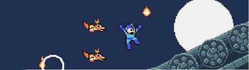 Mega Man ile SF karakterlerini bedava döveceğiz