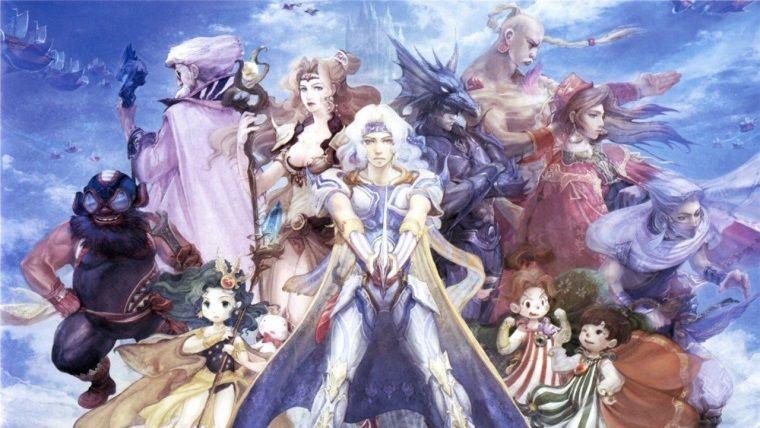 Final Fantasy IV Pixel Remaster inceleme
