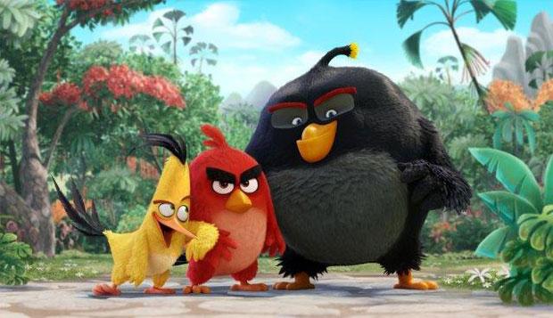Angry Birds'ün filmine gittik! Peki, beğendik mi?