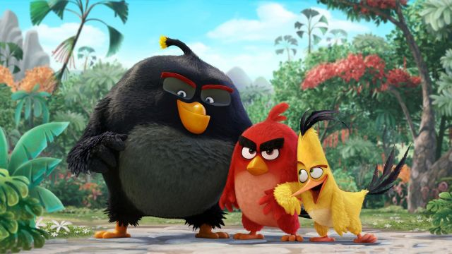 Angry Birds filmi için yeni fragman yayınlandı
