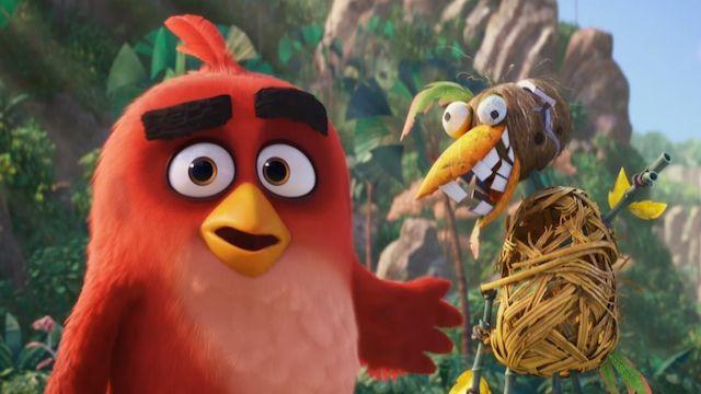 Angry Birds filminden final fragmanı geldi