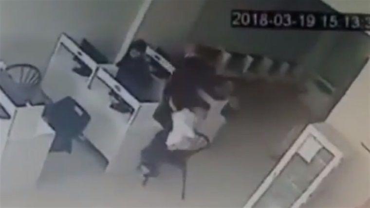 İnternet Kafe'de yakalanan çocuk, baba dayağından kurtulamadı